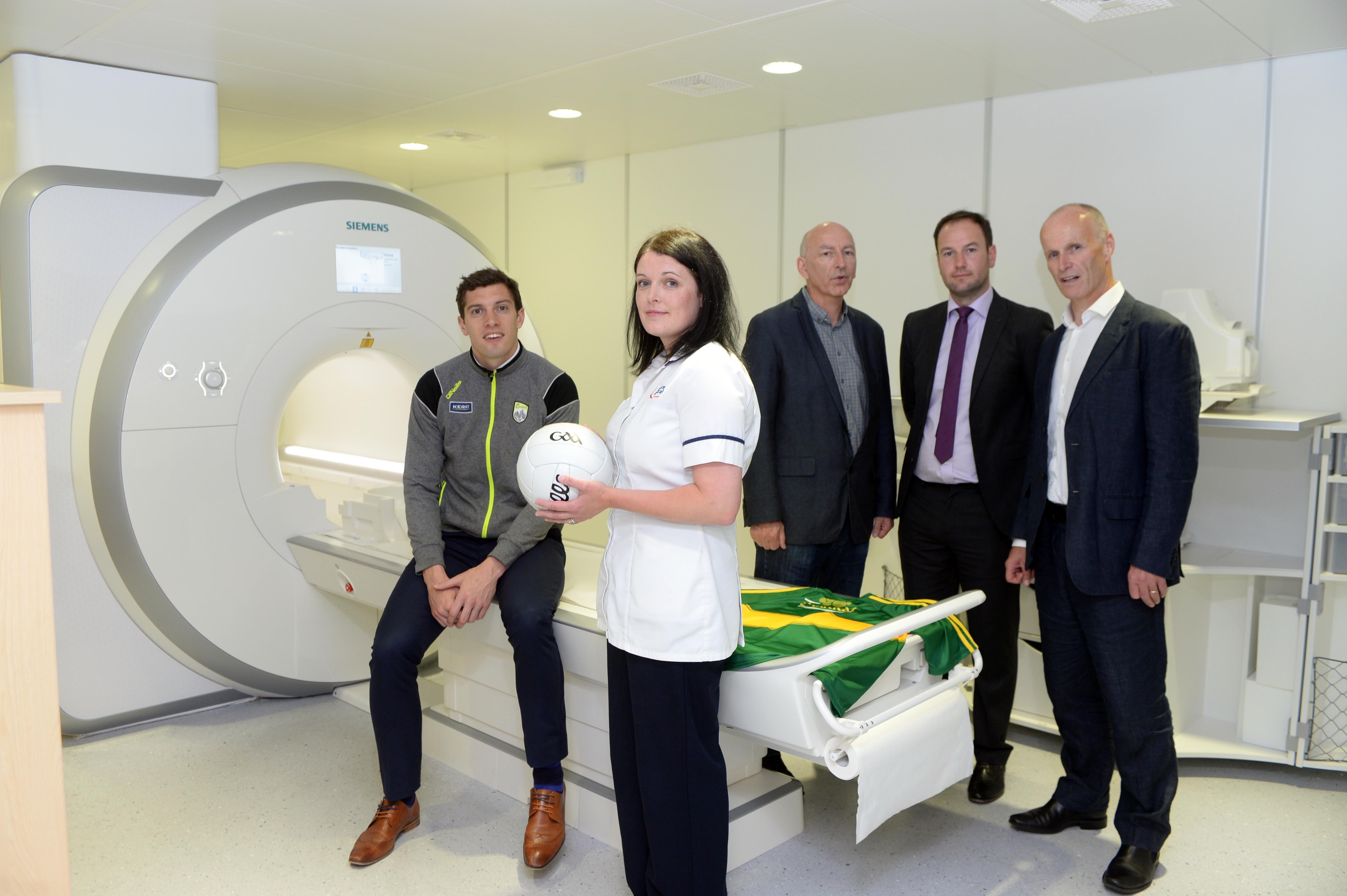 Kerry GAA and Alliance Medical
